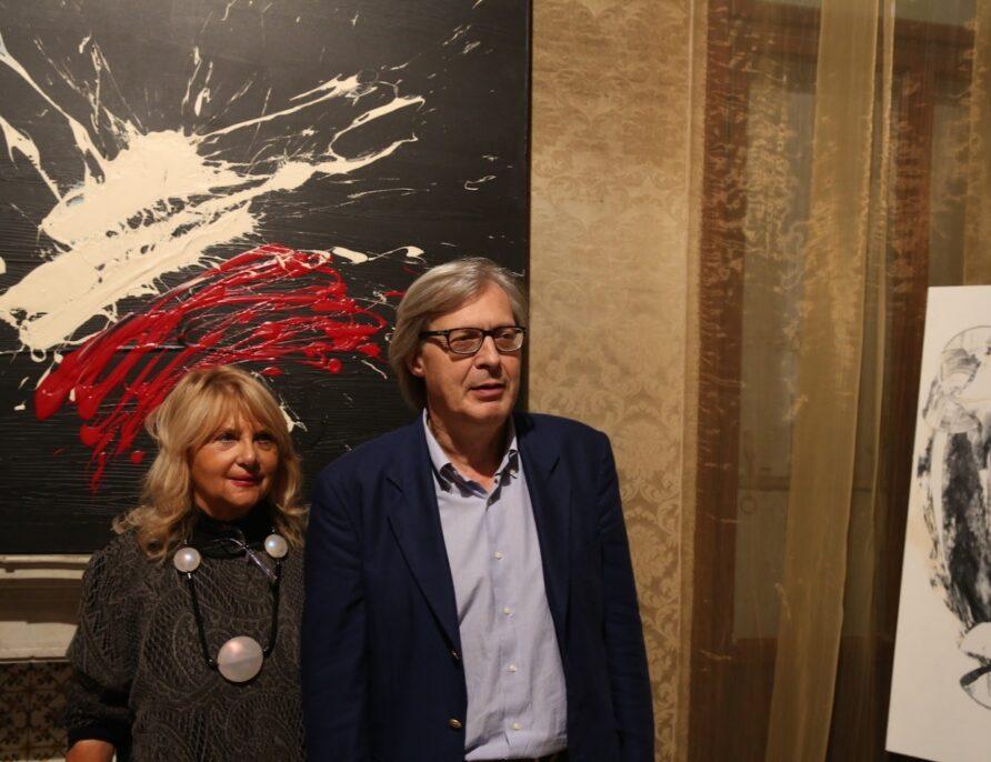 Sgarbi Vittorio Critico